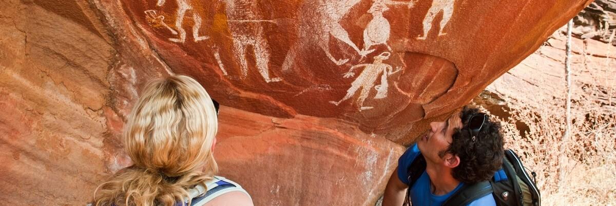 The Impressive Rock Art at Nourlangie