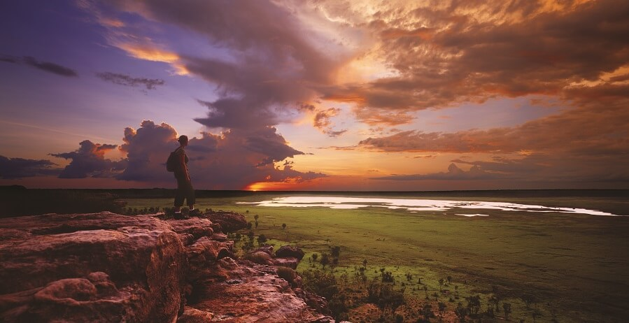 Kakadu 4WD Safari Tour Ubirr Sunset