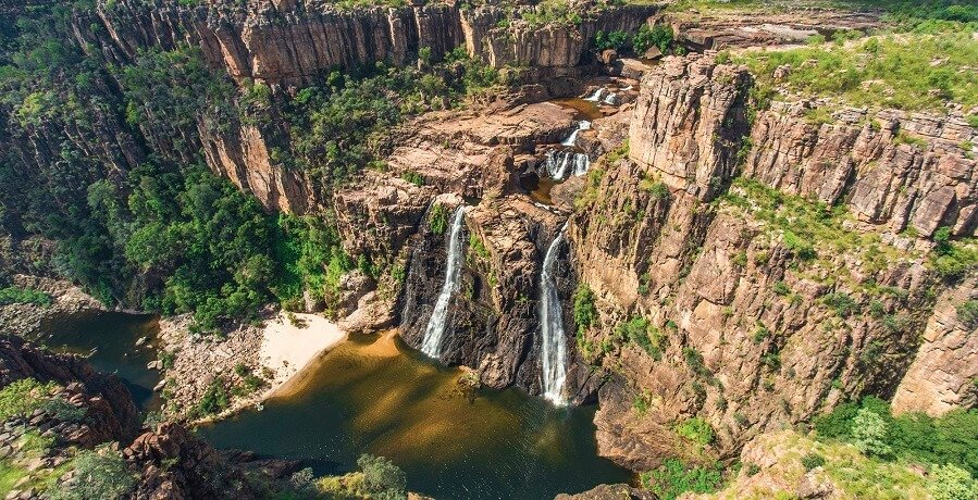 Kakadu national park Tours Twin Falls
