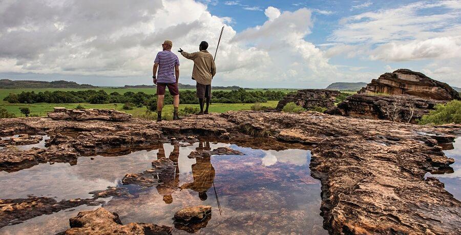 Kakadu national park tour Ubirr Rock