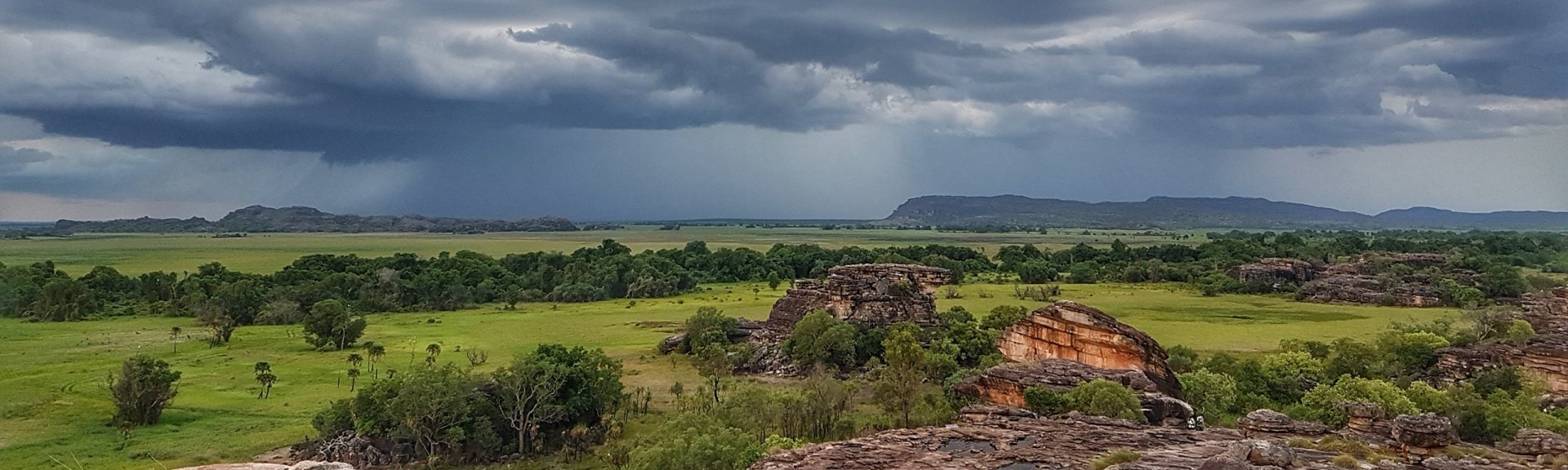 What are the seasons of Kakadu?