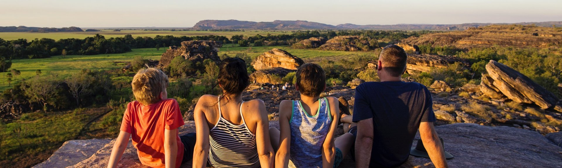 What is Kakadu national park famous for?