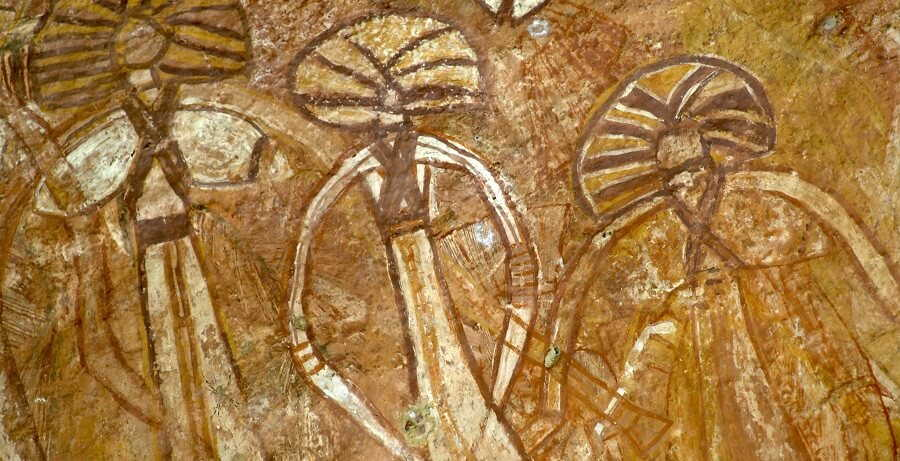 the kakadu aboriginal art