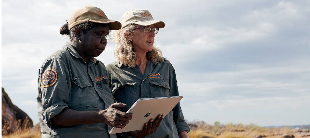 How Artificial intelligence is helping to save Kakadu