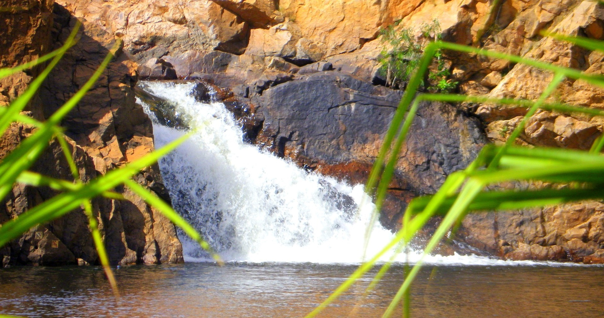 Best swimming spots in Kakadu National Park