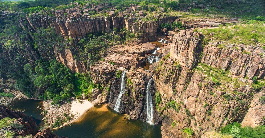 Kakadu and Litchfield Tour - Twin Falls