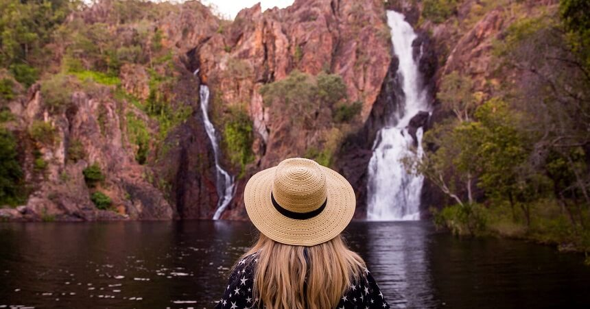 Kakadu and Litchfield Tour - Wangi Falls