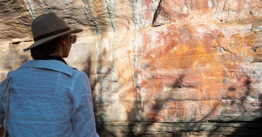 Kakadu and Litchfield Tour Ubirr Rock