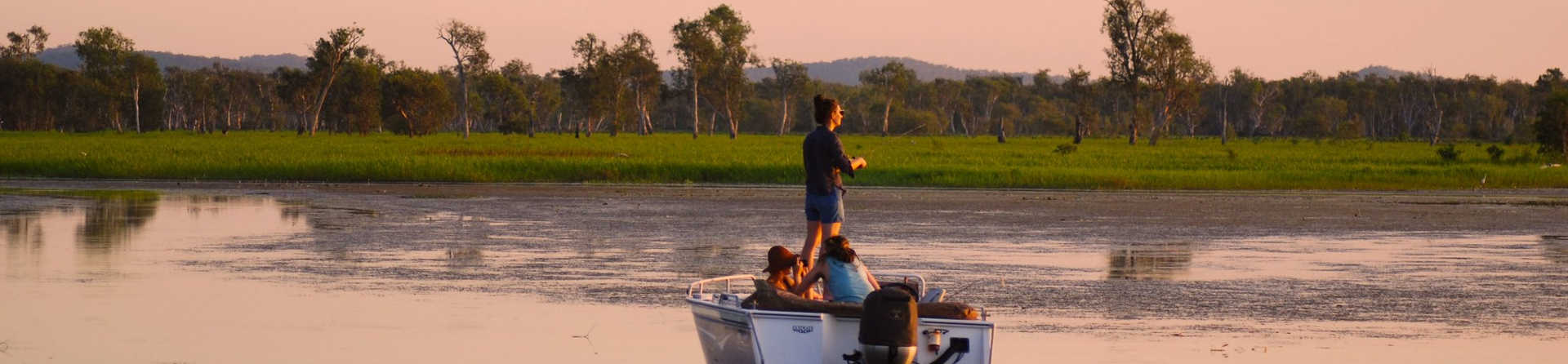Can you fish in Kakadu National Park?