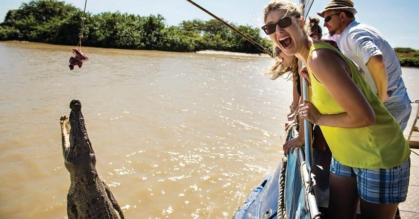 1 Day Kakadu Tour from Darwin - Jumping Crocodile Cruise